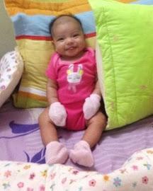 Aisy 2 Bulan