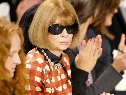 Style Icon - Anna Wintour