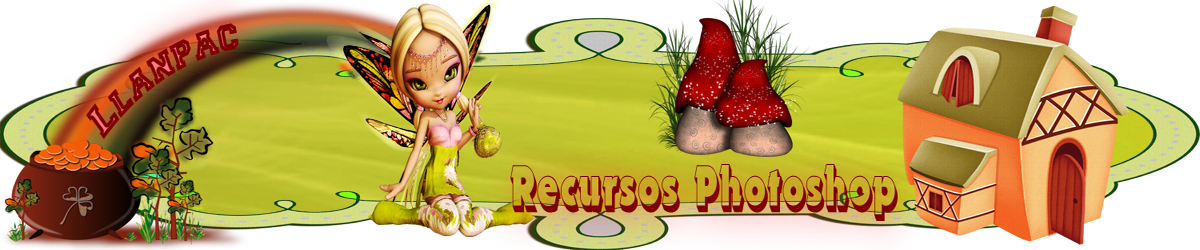 Recursos Photoshop Llanpac