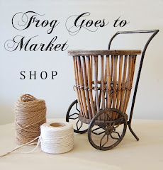 Frog Goes to Market on ETSY