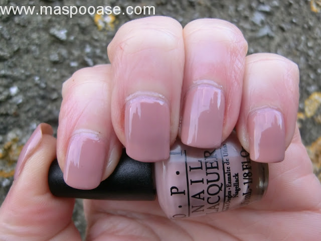 OPI Tickle My Francey review