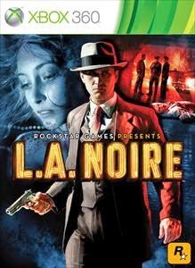 cover xbox360 du jeu LA noire
