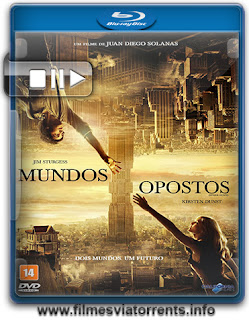 Mundos Opostos (Versão Estendida) Torrent – BluRay Rip 720p | 1080p Dual Áudio 5.1 (2012)