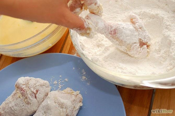 Ayam Goreng Tepung Renyah dan Crispy