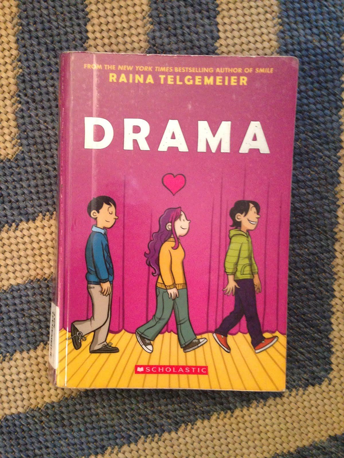 Drama -- Raina Telgemeier