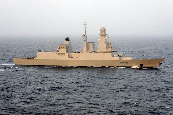 Horizon class DDG