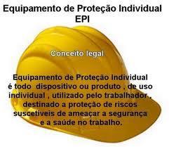 c39cc8ed32a81 EPI - Equipamento de Proteção Individual. Postado por Técnicos em Segurança  do Trabalho ...