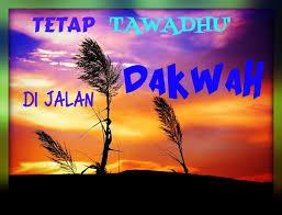 2 Juli 2015. Individu - Keutamaan Tawadhu