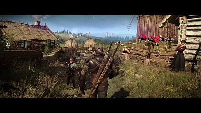 The Witcher 3 - Wild Hunt (Game) - 'The Sword of Destiny' Trailer - Screenshot