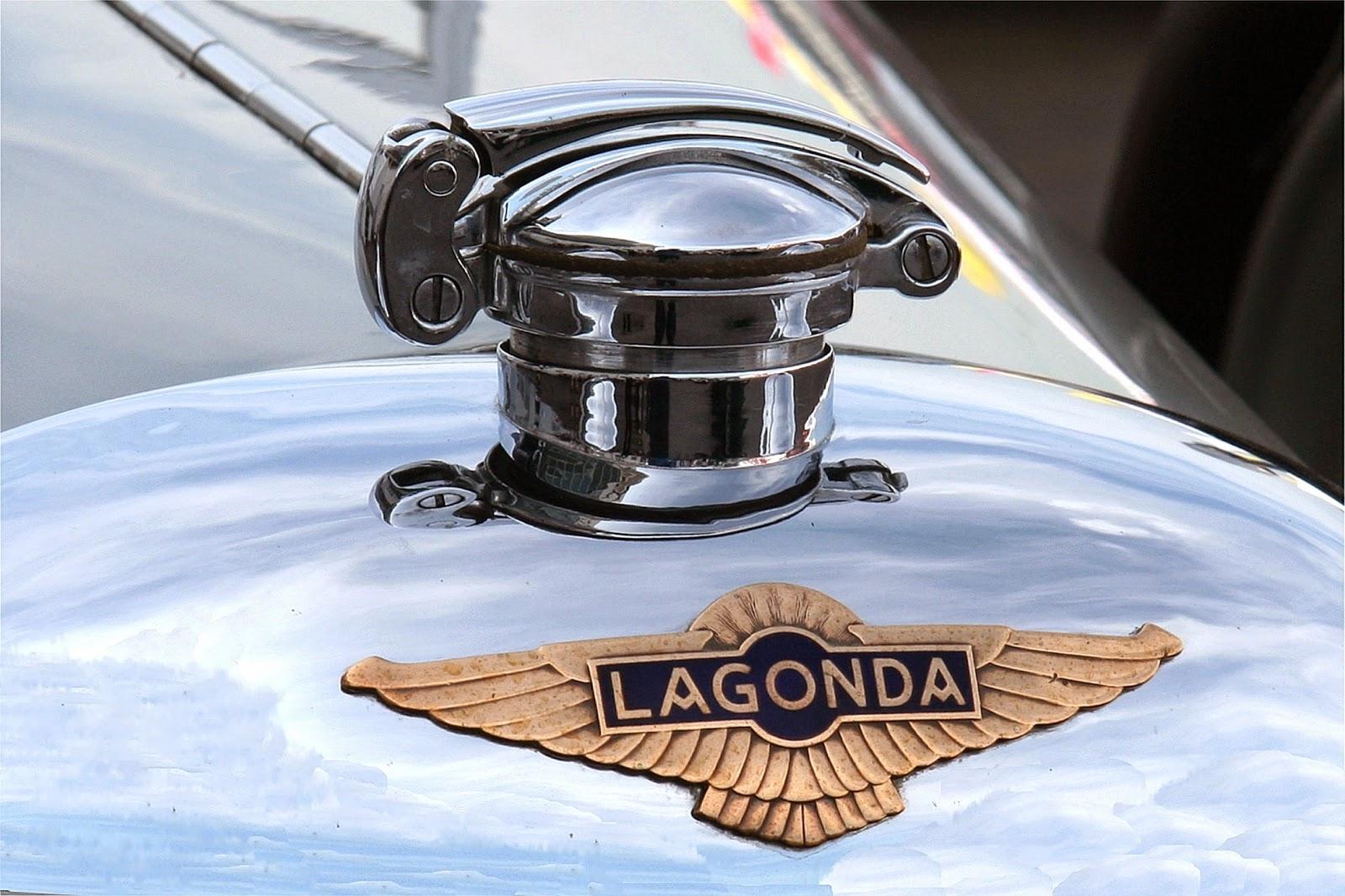 Histoire de la marque de voiture anglaise Lagonda