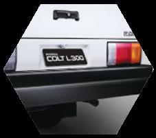 Mitsubishi L300 Minibus