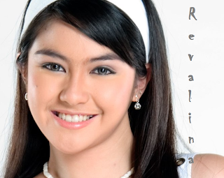 Foto Model Indonesia on Revalina S  Temat   Artis Cantik Indonesia   Saraung Blue Sky