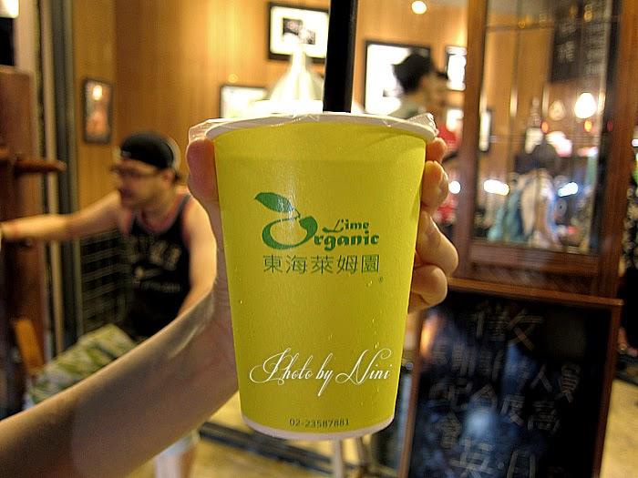【台北市大安區】東海萊姆園。永康商圈人氣飲品新鮮現榨萊姆汁