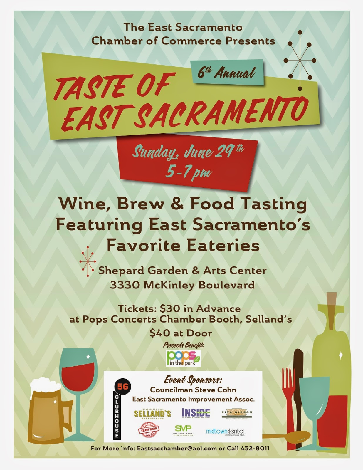 Welcome To East Sacramento Events And Real Estate Blog