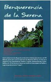 Libro Benquerencia de la Serena