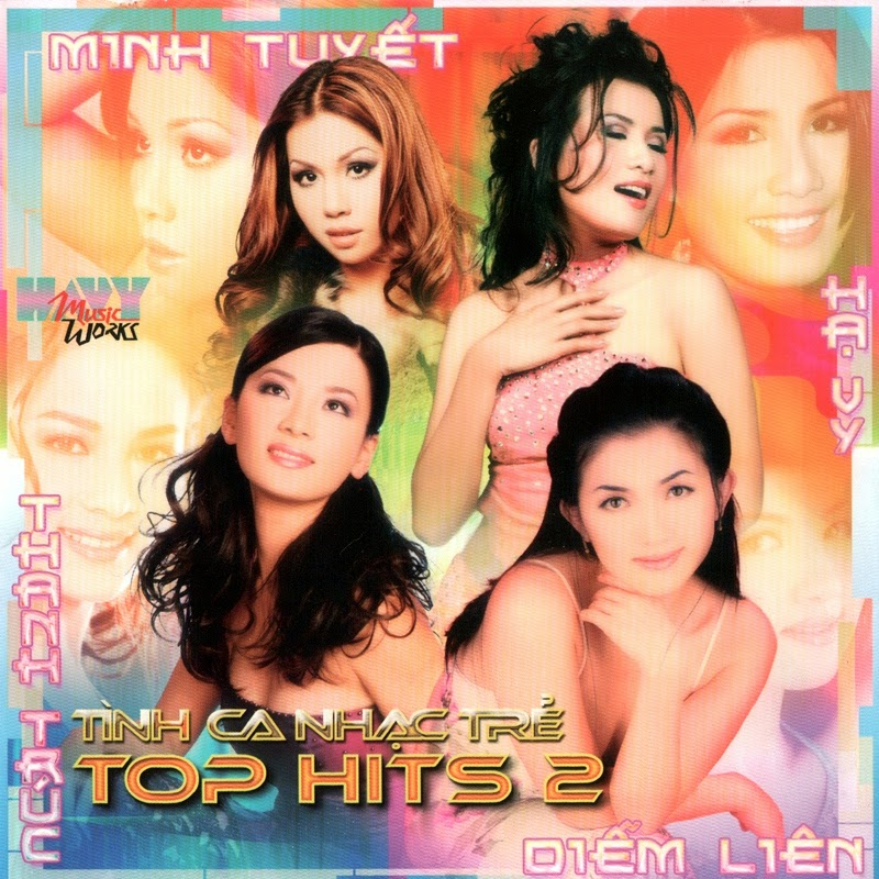Hạ Vy CD06 - Tình Ca Nhạc Trẻ Top Hits 2 (NRG)
