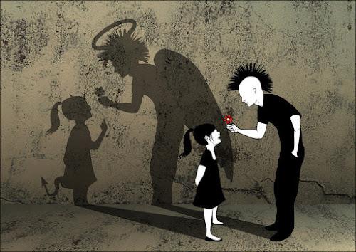 Đừng bao giờ đánh giá người khác qua vẻ bề ngoài