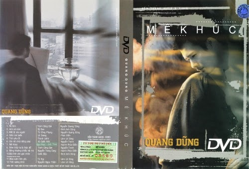 Bến Thành Video -Quang Dũng-Mê Khúc [DVD.ISO]