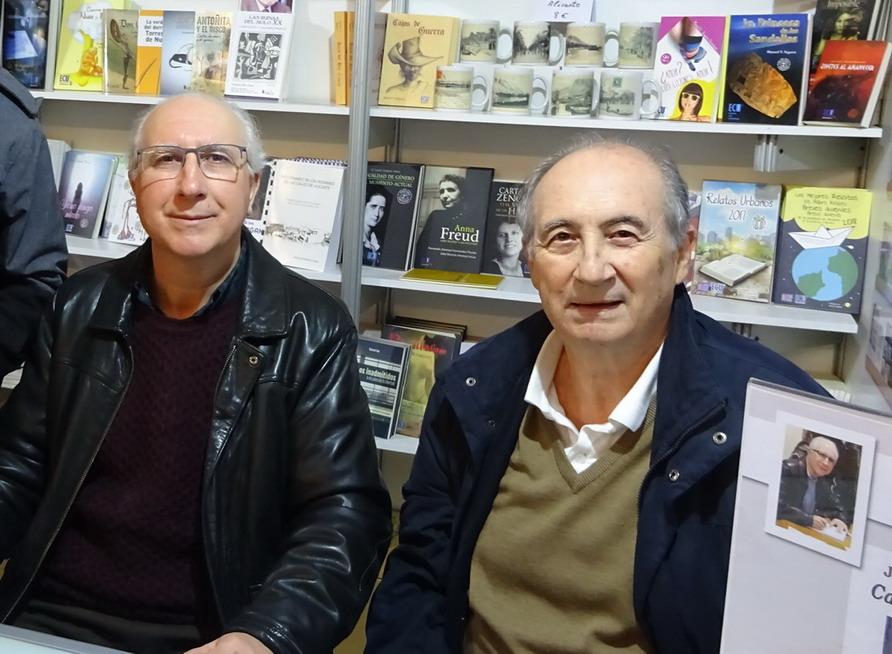 Feria del Libro de Alicante 2019
