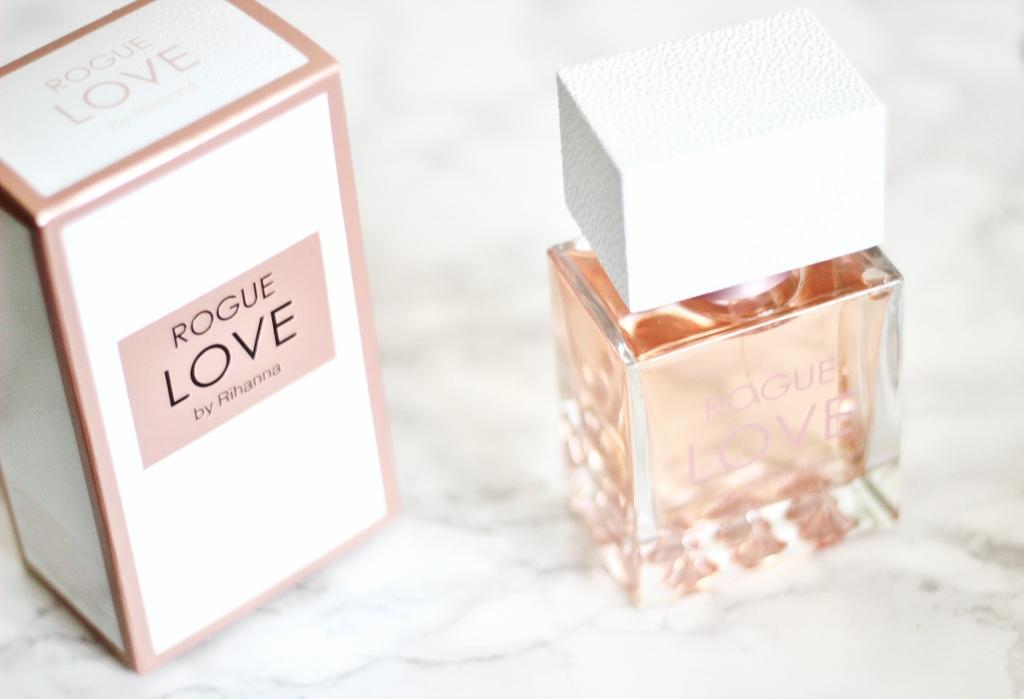 Rihanna Rogue Love Eau de Parfum perfume review
