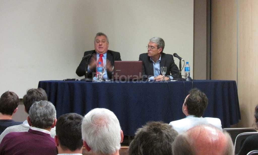 Conferencia: Coparticipación Federal: a 20 años del mandato constitucional, un desafío pendiente