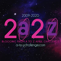 Blogging from A to Z - 2020