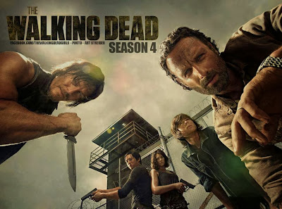 The Walking Dead: la guida TV per la quarta stagione