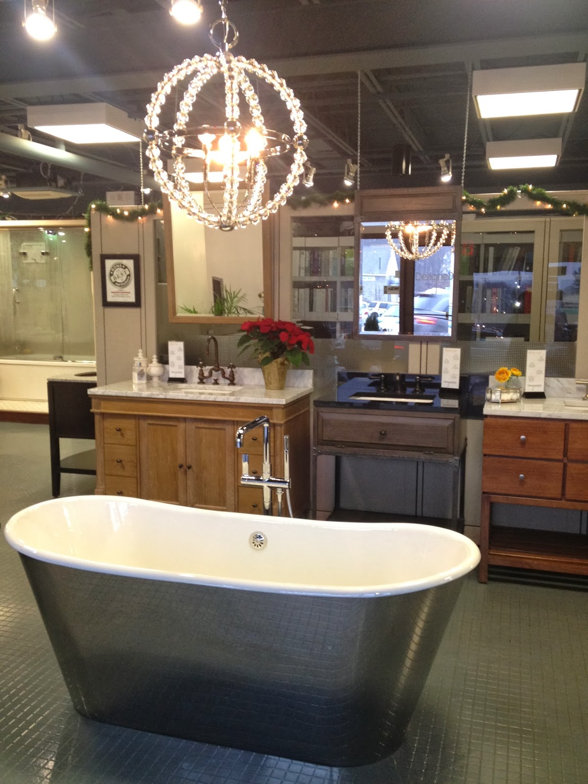 Designer Bath Blog New Year New Showroom