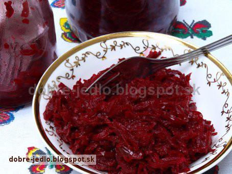 Cviklový šalát - recepty
