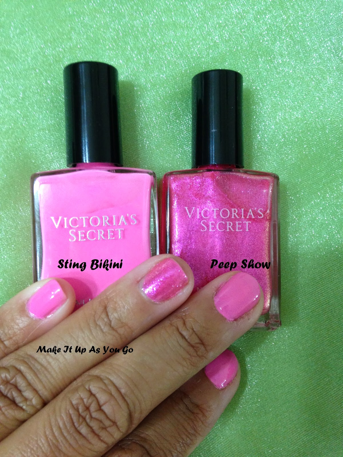 Make It Up As You Go: Nail Polish Change - Victoria\'s Secret Nail ...
