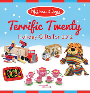 Melissa & Doug, holiday gifts, toys