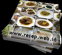 Ebook Kumpulan Resep Masakan Nusantara