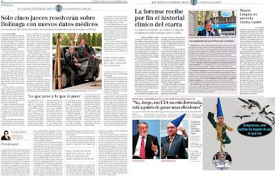 Barcelona quema las banderas de Europa, Francia y España en la fiesta regional de Cataluña del 2012