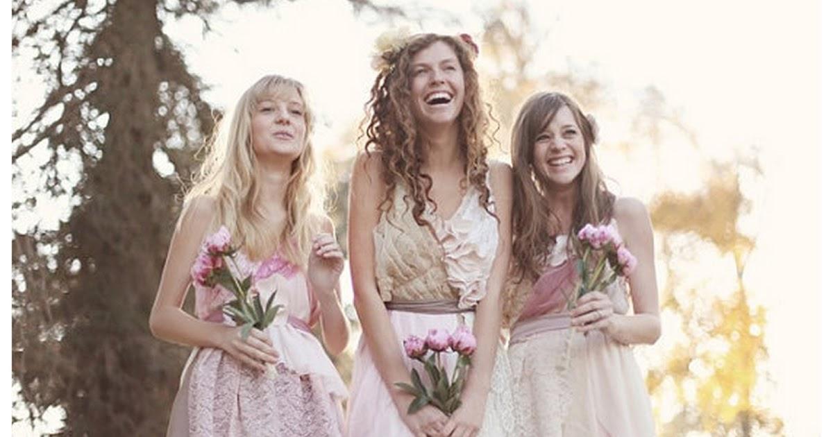 Garden Wedding Bridesmaid Dresses 51 New