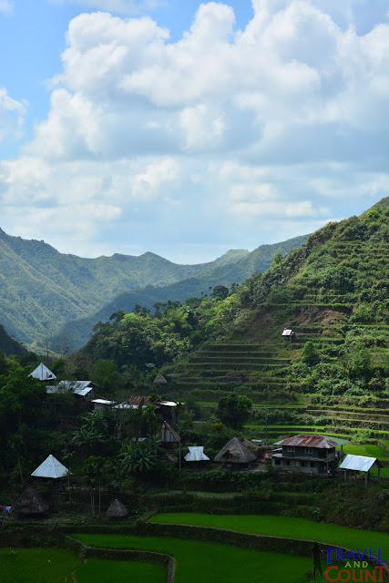 Batad Village, Banaue, Ifugao, Philippines