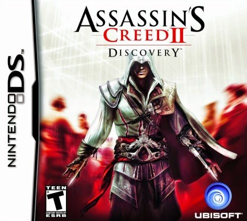Assassin's Creed 2 Discovery game nds rom cover