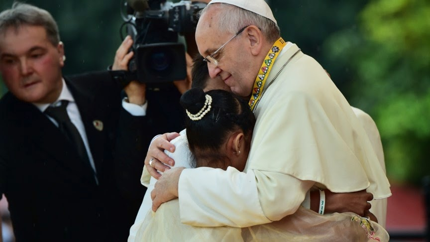 Ferenc pápa, árvaság, szegénység, család, gyermekkor, Vatikán, vallás, Glyzelle Iris Palomar