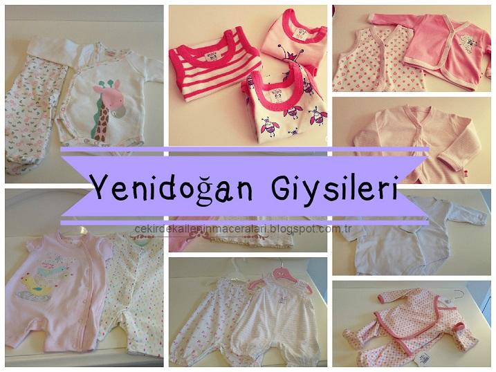 Yenidoğan Giysileri