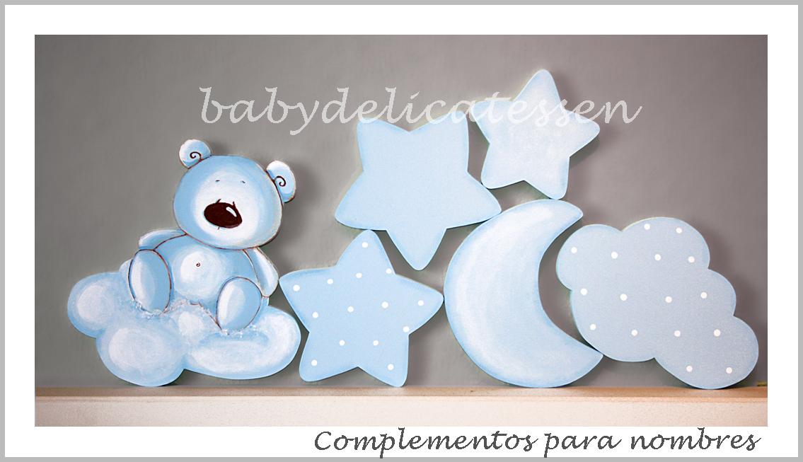 Baby delicatessen letras de madera noviembre 2012 - Siluetas madera infantiles ...