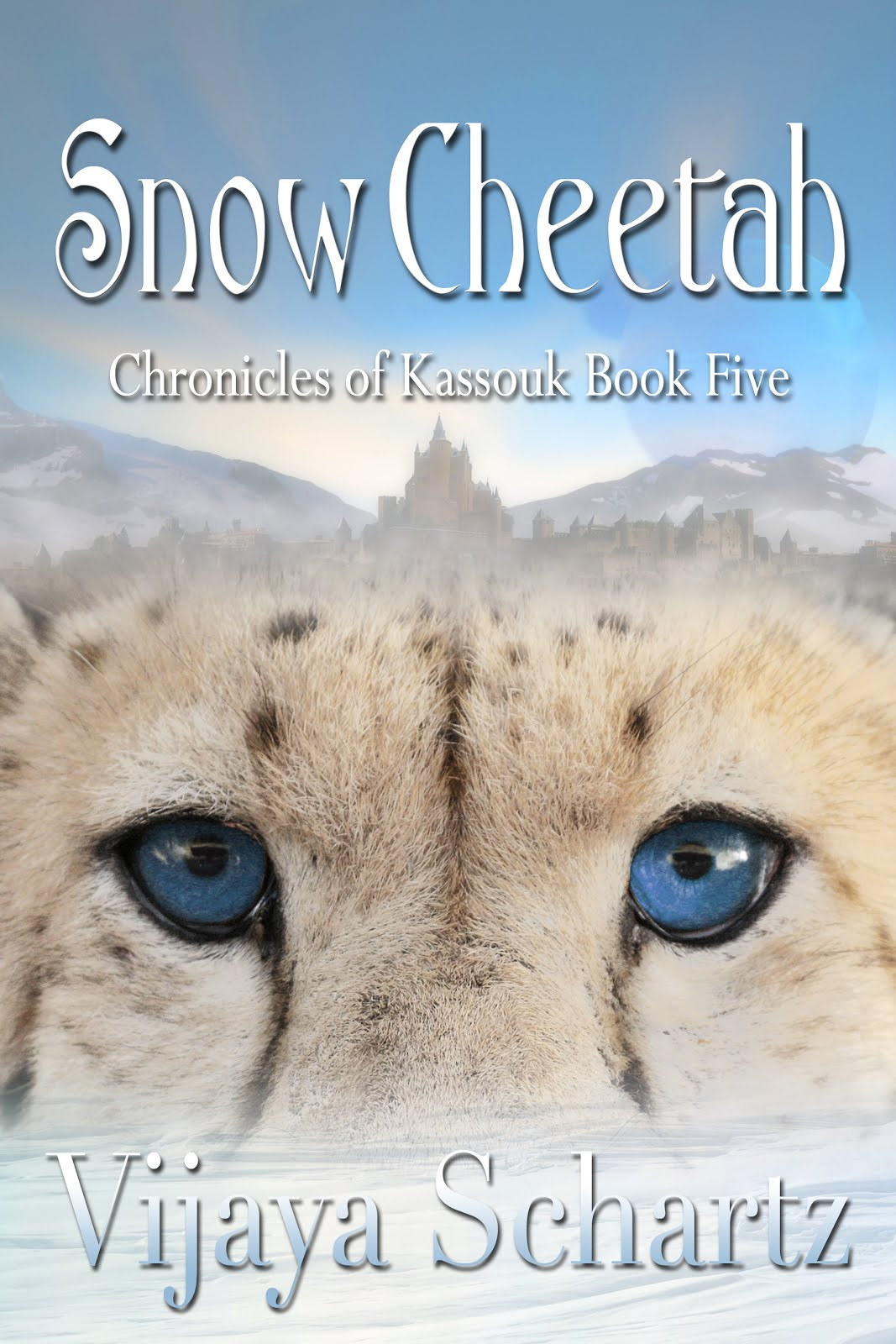 SNOW CHEETAH
