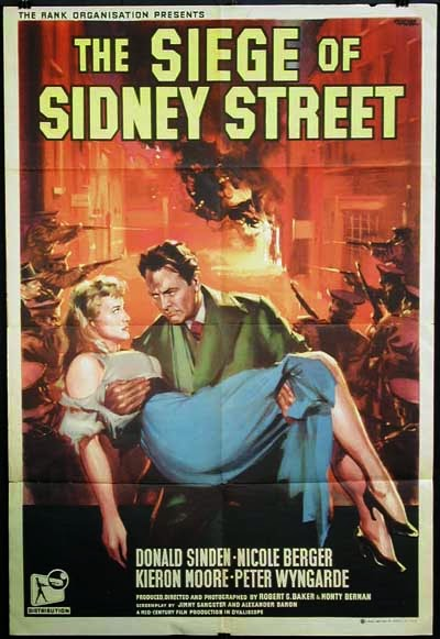 FILM: SIEGE OF SIDNEY STREET