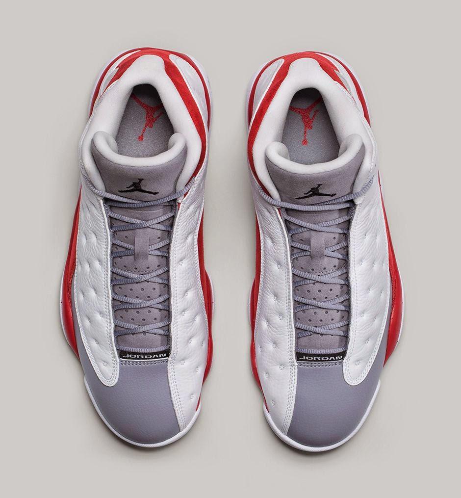 Air Jordan 13 Retro Cement Grey