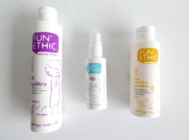 produits fun' ethic