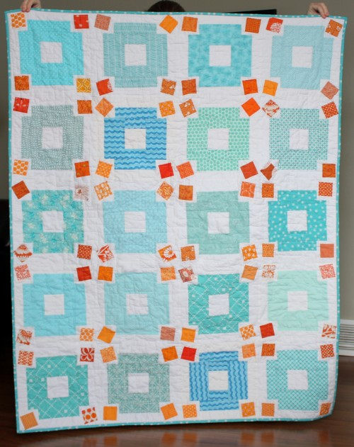 Jumble - free quilt pattern