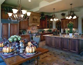 Tuscan Kitchen Design 2
