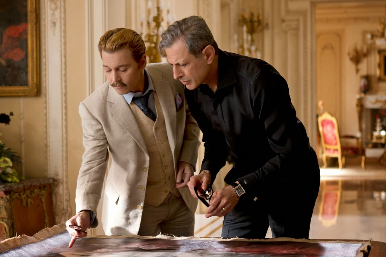 mortdecai-johnny depp-jeff goldblum