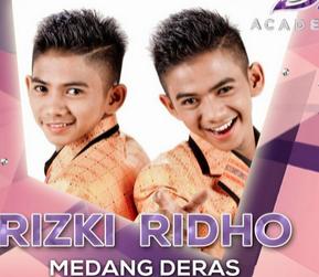 Rizki Ridho D'academi 2 tersenggol pada 28 februari 2015