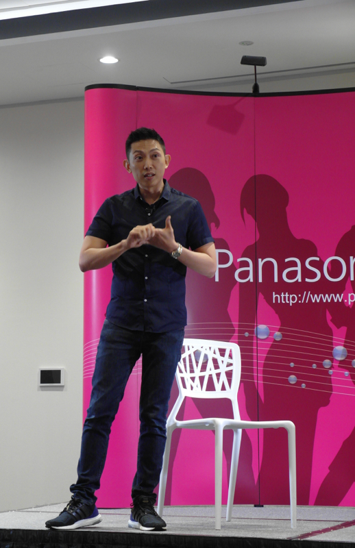 Panasonic omy.sg Beauty Workshop with Bryan Gan 女人我最大 lunarrive
