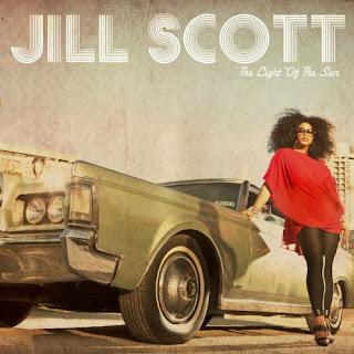 Jill Scott - The Light Of The Sun Lyrics
