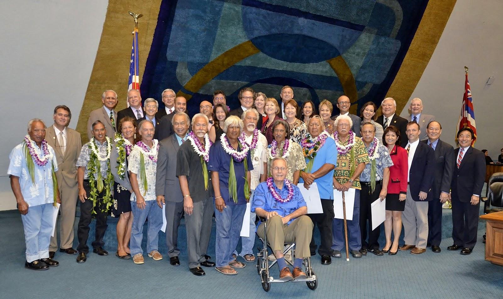 courtesy Hawaii Senate majority